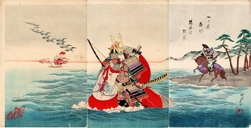 物語のある風景 「熊谷直実と平敦盛」最も美しく、最も悲しい物語