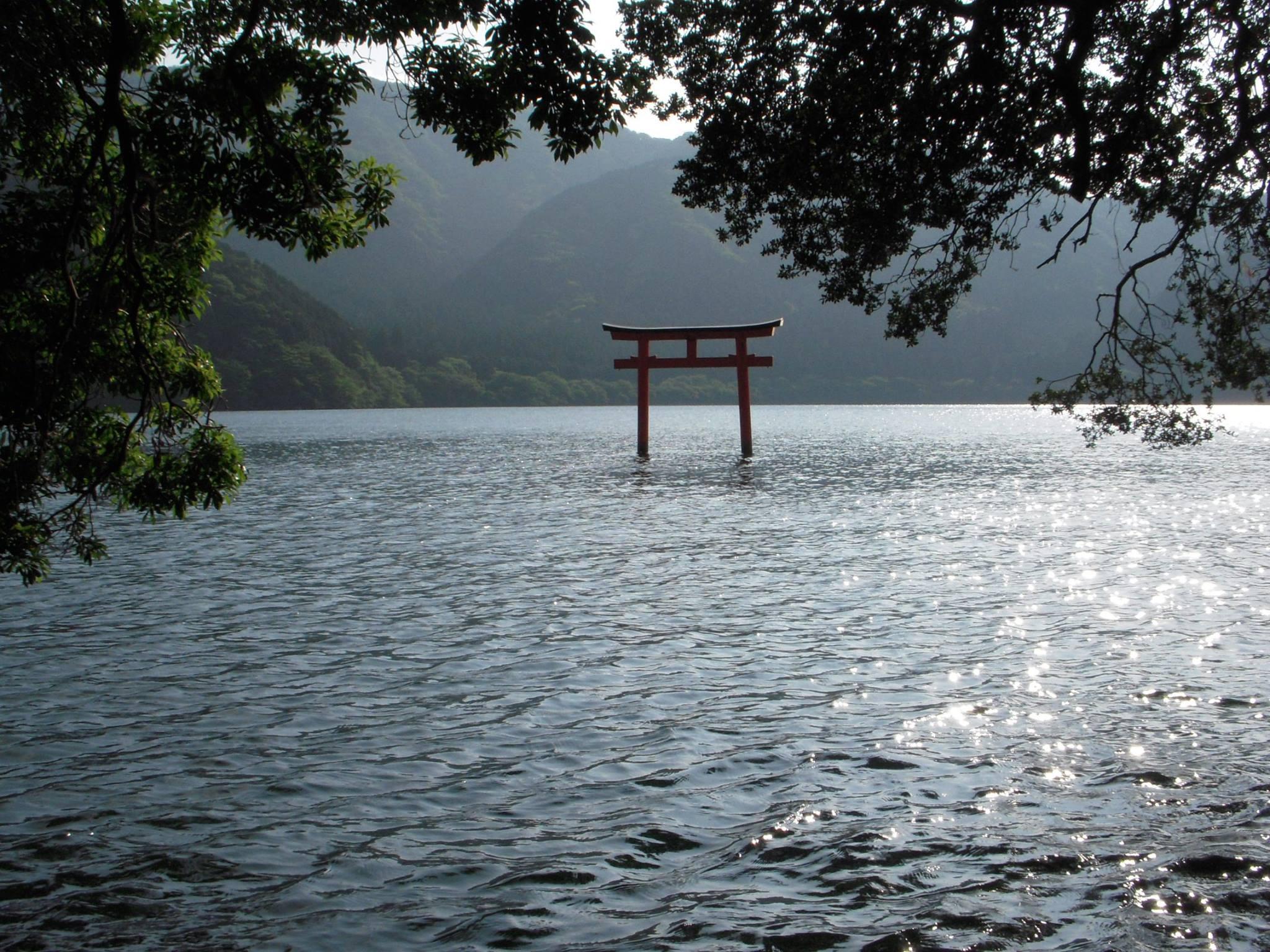 九頭龍神社(箱根 芦ノ湖)