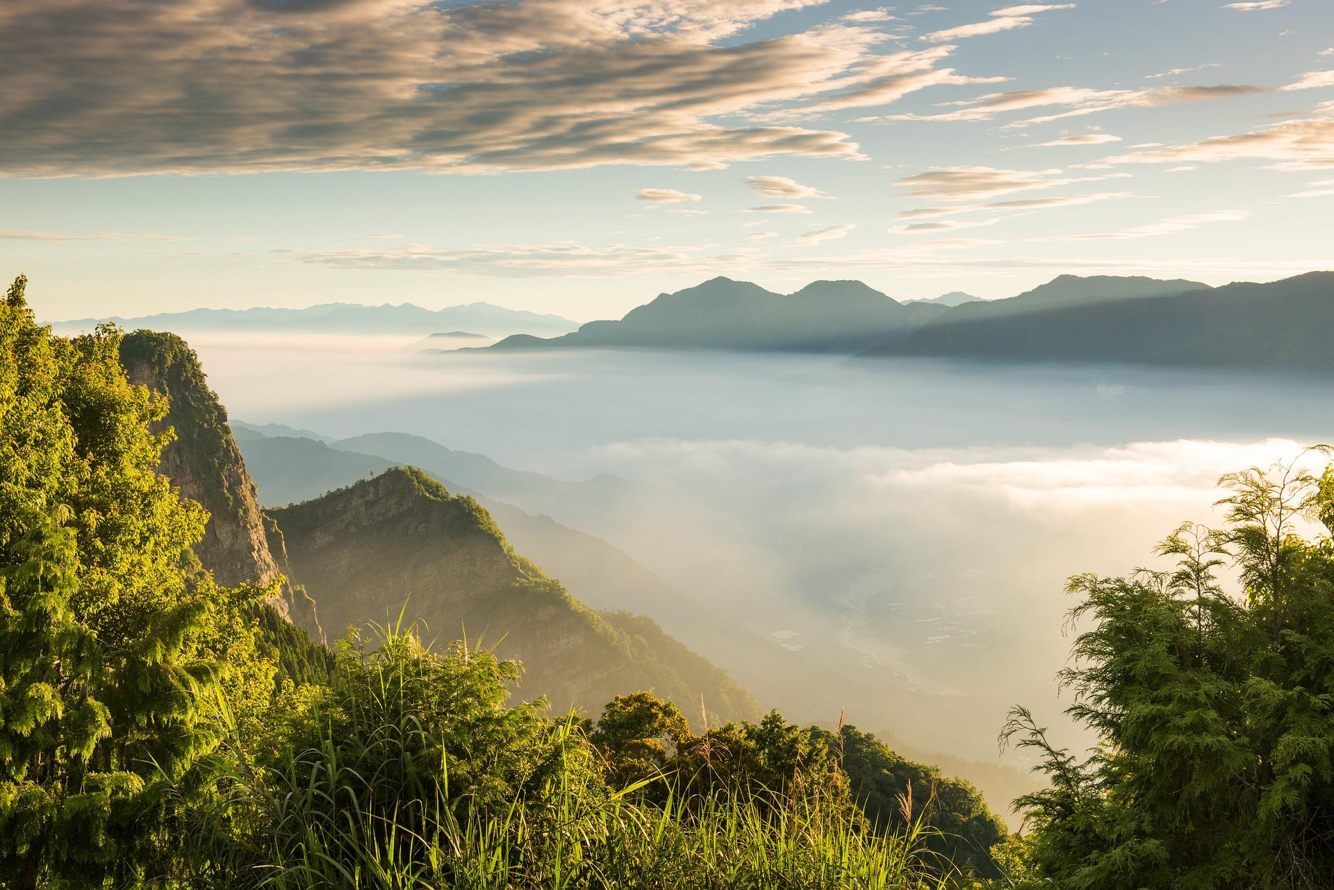 山と里の民族思想