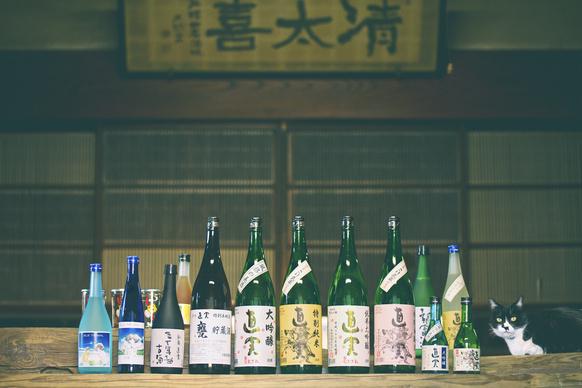 『熊谷直実』のお酒 『直実』(なおざね)