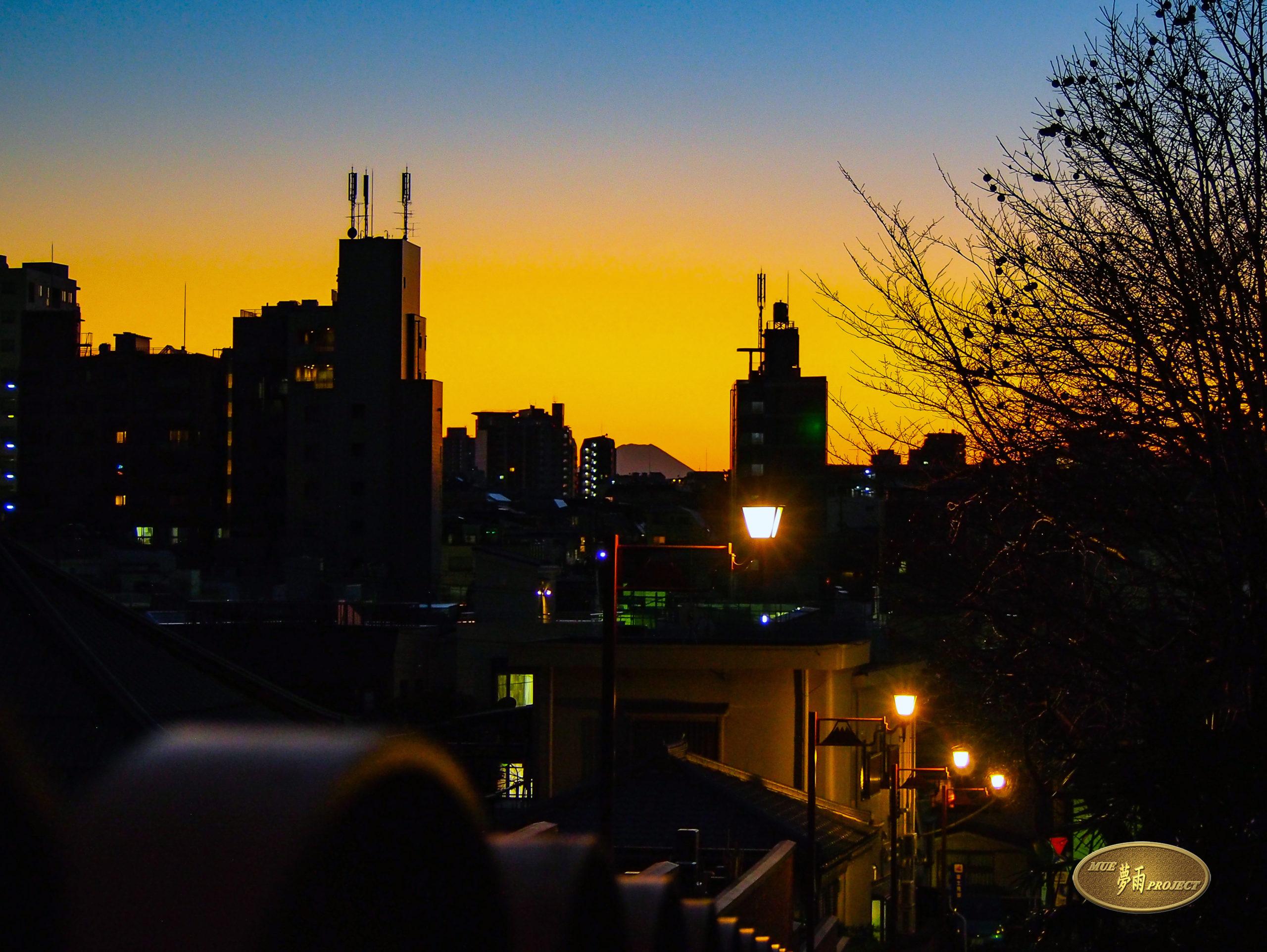 あらかわの風景~日暮里富士見坂
