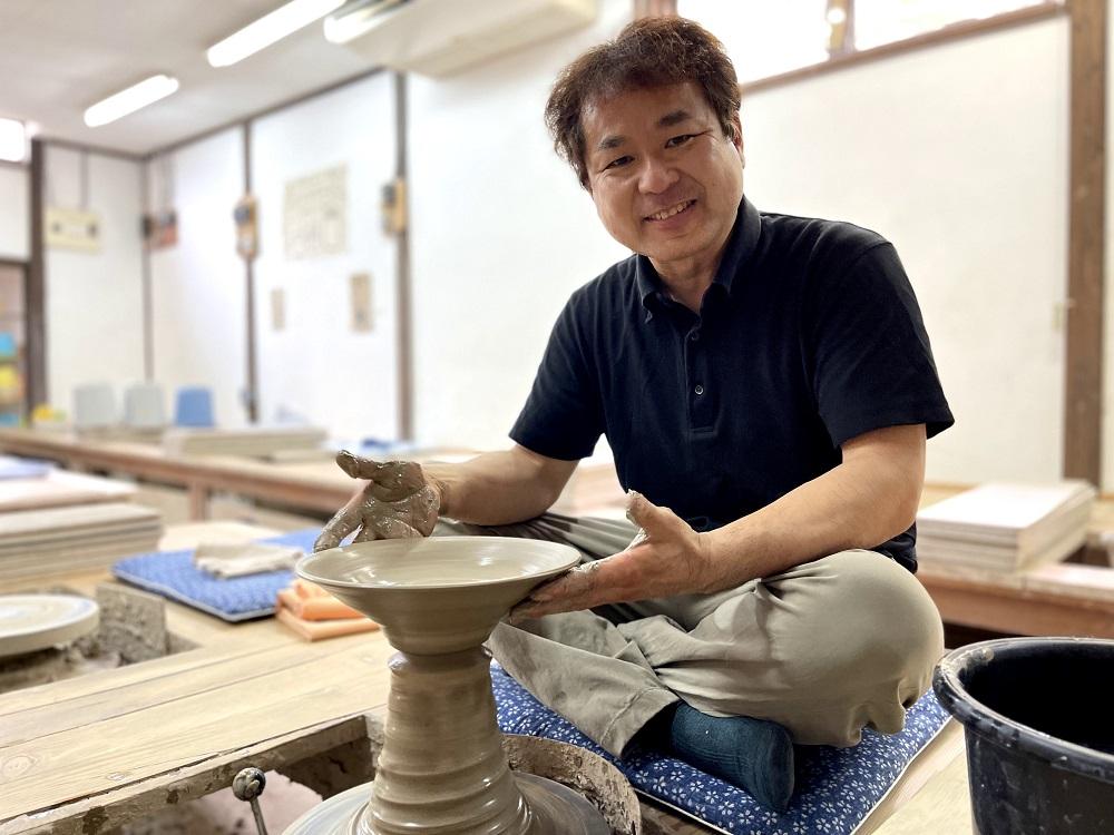 栃木県益子在住の陶芸家・横山雄一さんインタビュー